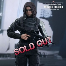 Winter Soldier - The Winter Soldier - 1/6 Scale Figur
