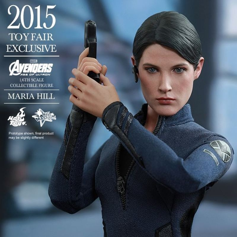 Maria Hill - Avengers - 1/6 Scale Action Figur