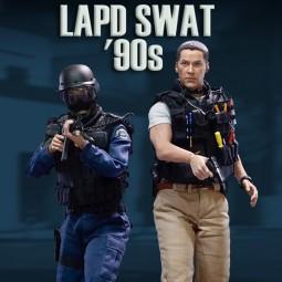 Kenny (Exclusive) - LAPD SWAT 90s - 1/6 Scale Actionfigur