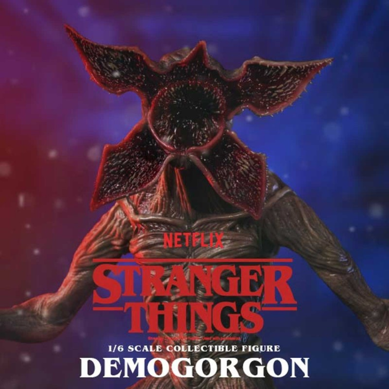 Demogorgon - Stranger Things - 1/6 Scale Figur