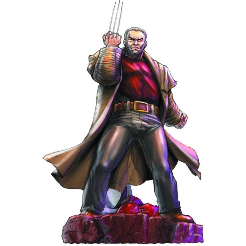 Old Man Logan (FCBD Exclusive) - Marvel Gallery - PVC Statue