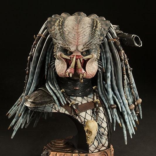 Elder Predator - Legendary Scale Bust
