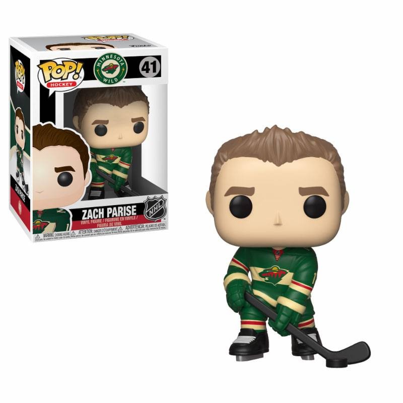 Zach Parise - Wild - NHL POP!