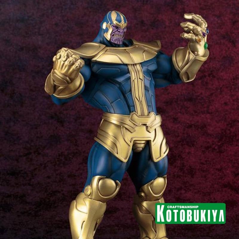 Thanos - Marvel Comics - 1/6 Scale Fine Art Statue