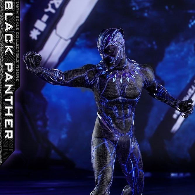 Black Panther - Black Panther - 1/6 Scale Figur
