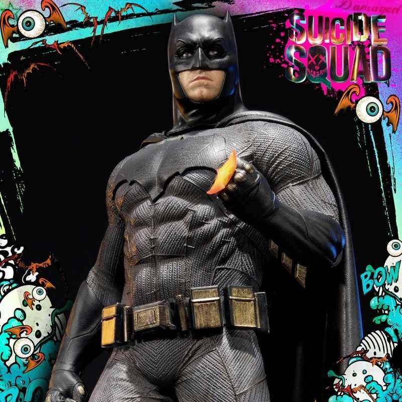 Batman - Suicide Squad - 1/3 Scale Statue