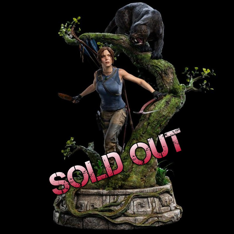 Lara Croft - Shadow of the Tomb Raider - 1/4 Scale Statue