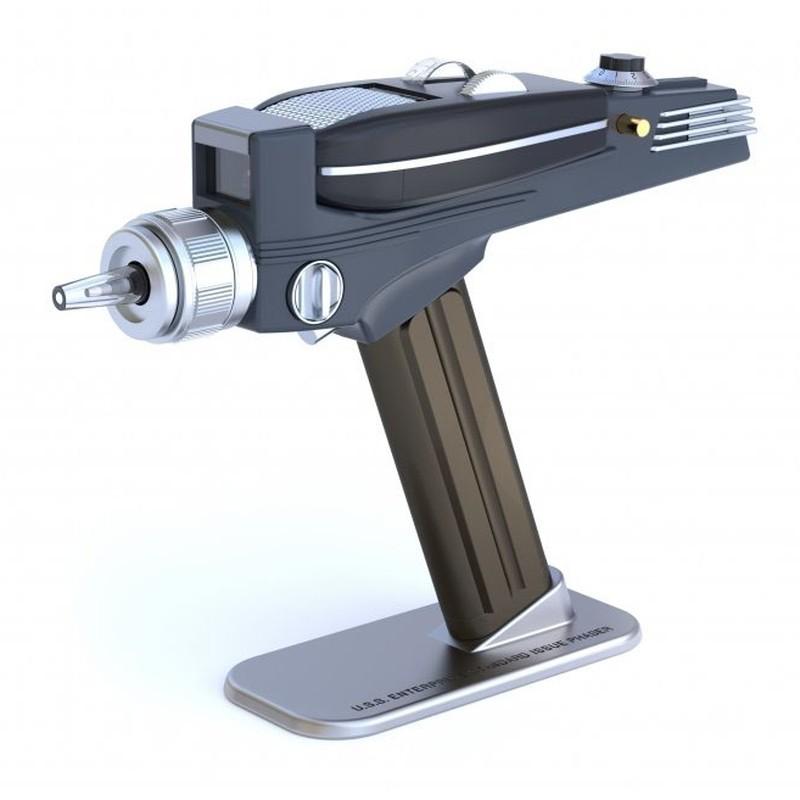 Phaser - Star Trek - Replik & Fernbedienung