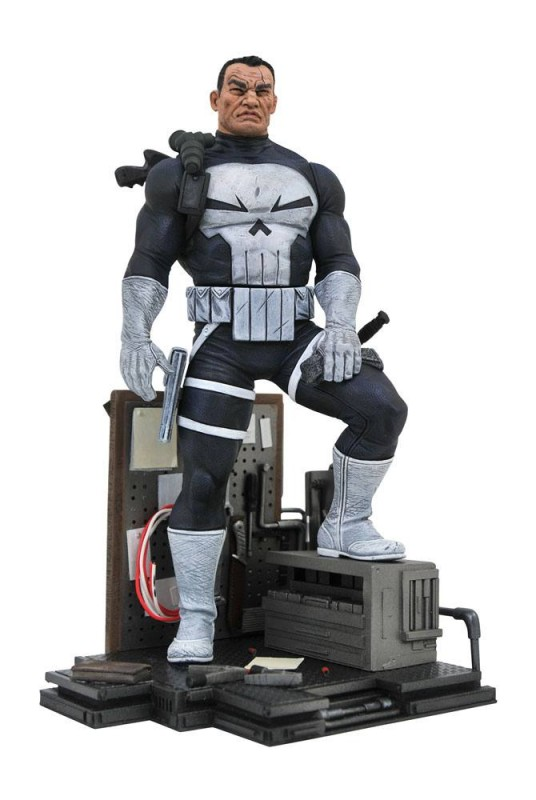 The Punisher - Marvel Gallery - PVC Statue