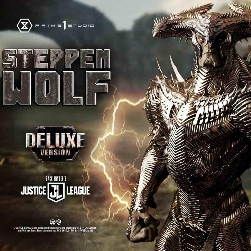 Steppenwolf (Deluxe Bonus Version) - Zack Snyder's Justice League - 1/3 Scale Statue