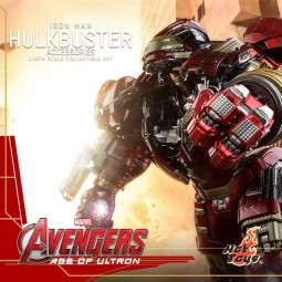 Hulkbuster Accessories - Avengers Age of Ultron - 1/6 Scale Zubehör Set