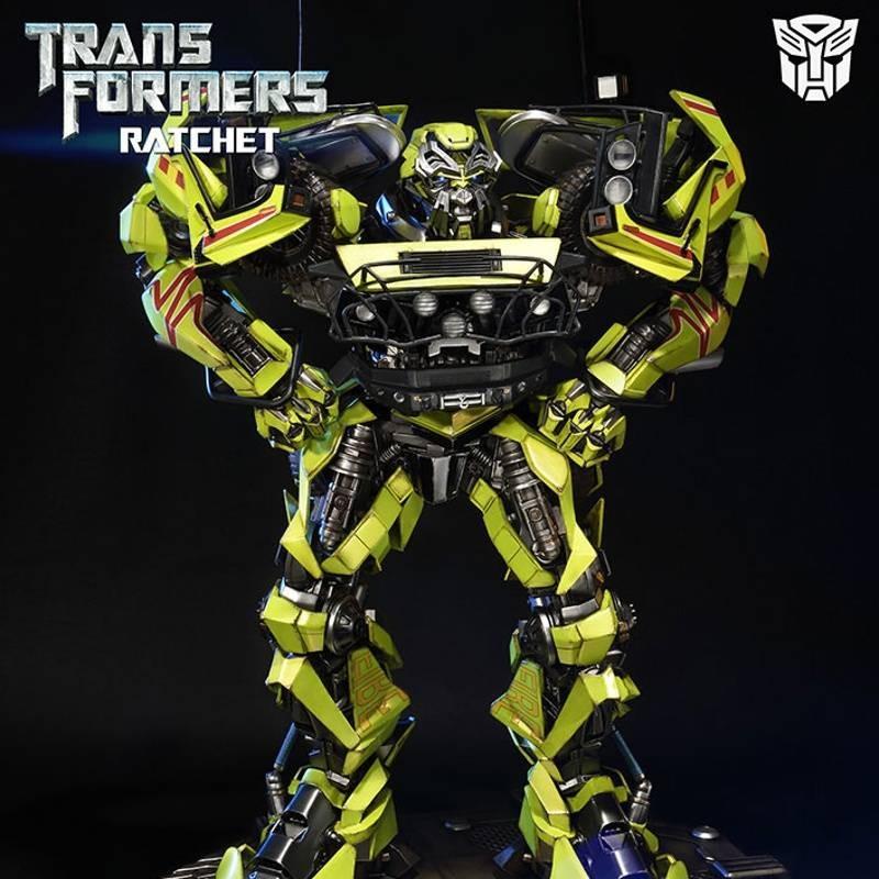 Ratchet - Transformers - Museum Master Line Statue