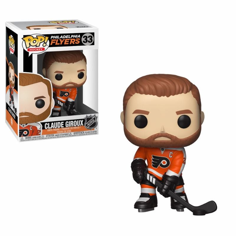 Claude Giroux - Flyers - NHL POP!