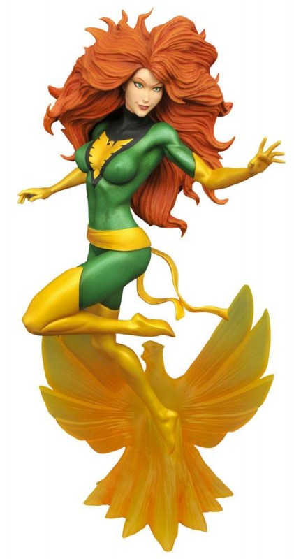 Jean Grey - Marvel Gallery - PVC Statue