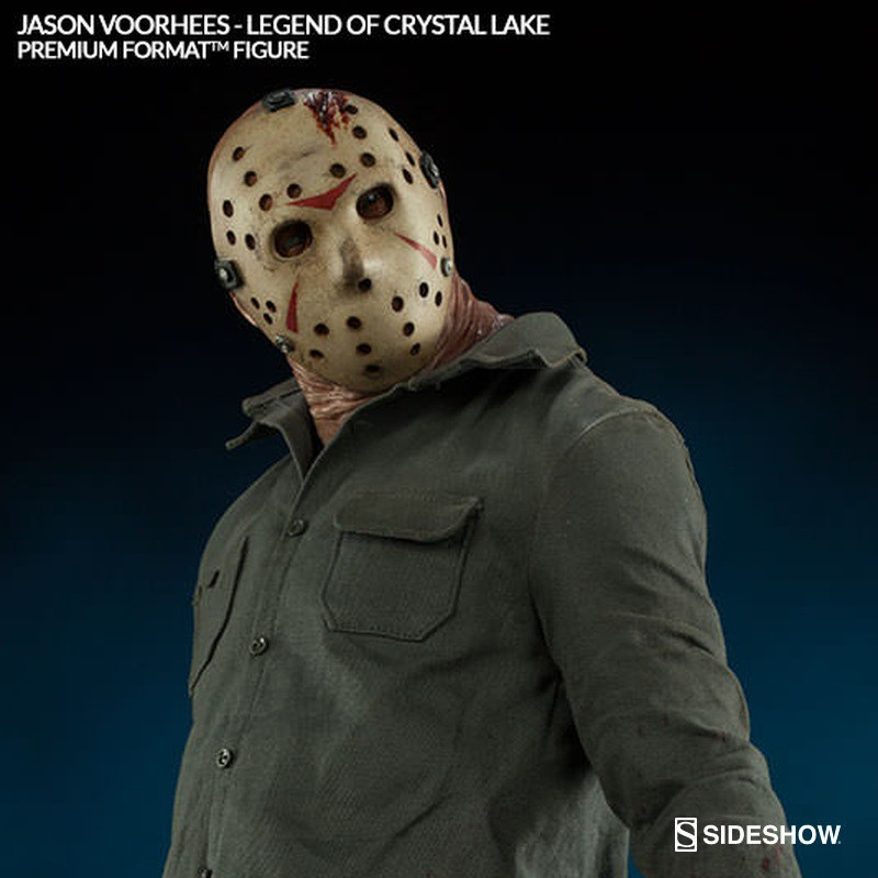 Jason Voorhees Legend of Crystal Lake - Premium Format Statue