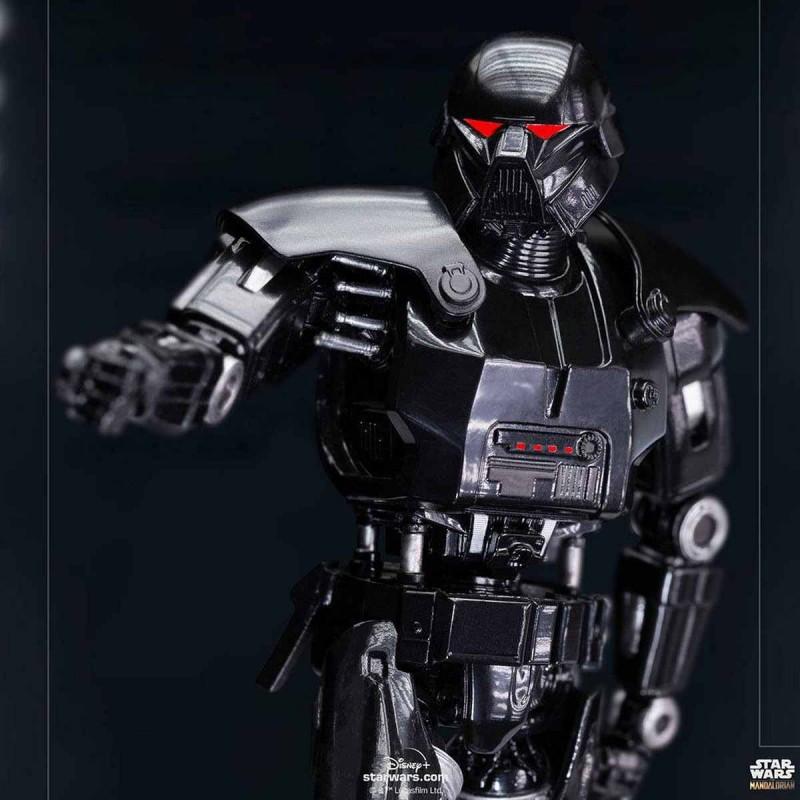 Dark Trooper - Star Wars The Mandalorian - BDS Art Scale 1/10 Statue