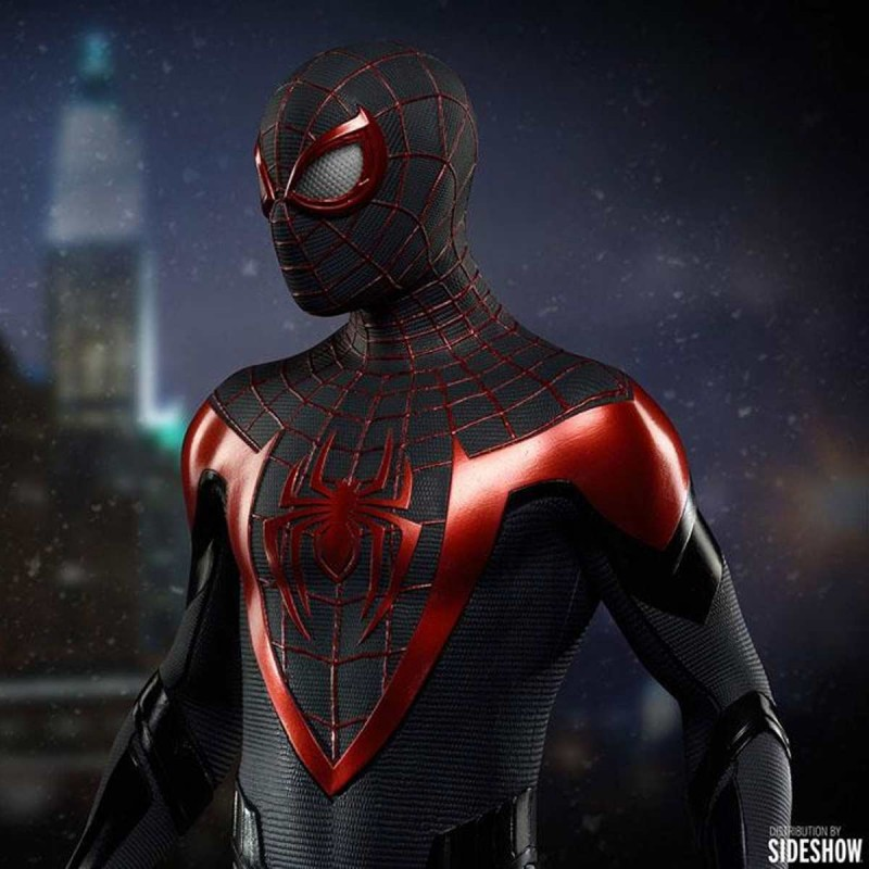 Miles Morales - Marvel's Spider-Man: Miles Morales - 1/3 Scale Statue