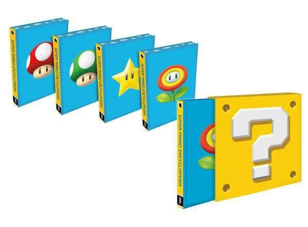 Super Mario Enzyklopädie 1985-2015 Limited Edition *Englische Version*