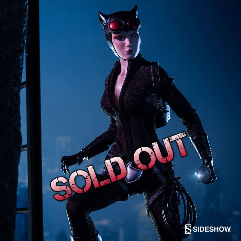 Catwoman - 1/6 Scale Action Figur