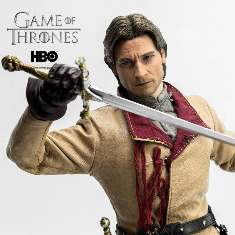 Jamie Lannister - Game of Thrones - 1/6 Scale Figur