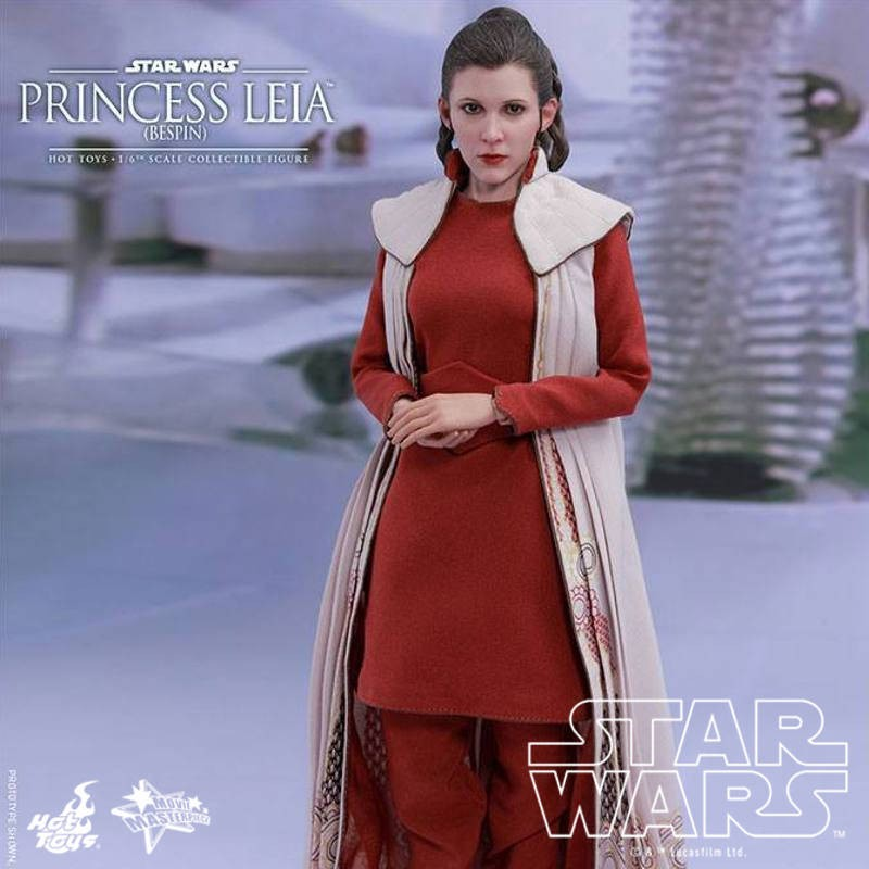 Prinzessin Leia Bespin - Star Wars Episode V - 1/6 Scale Figur