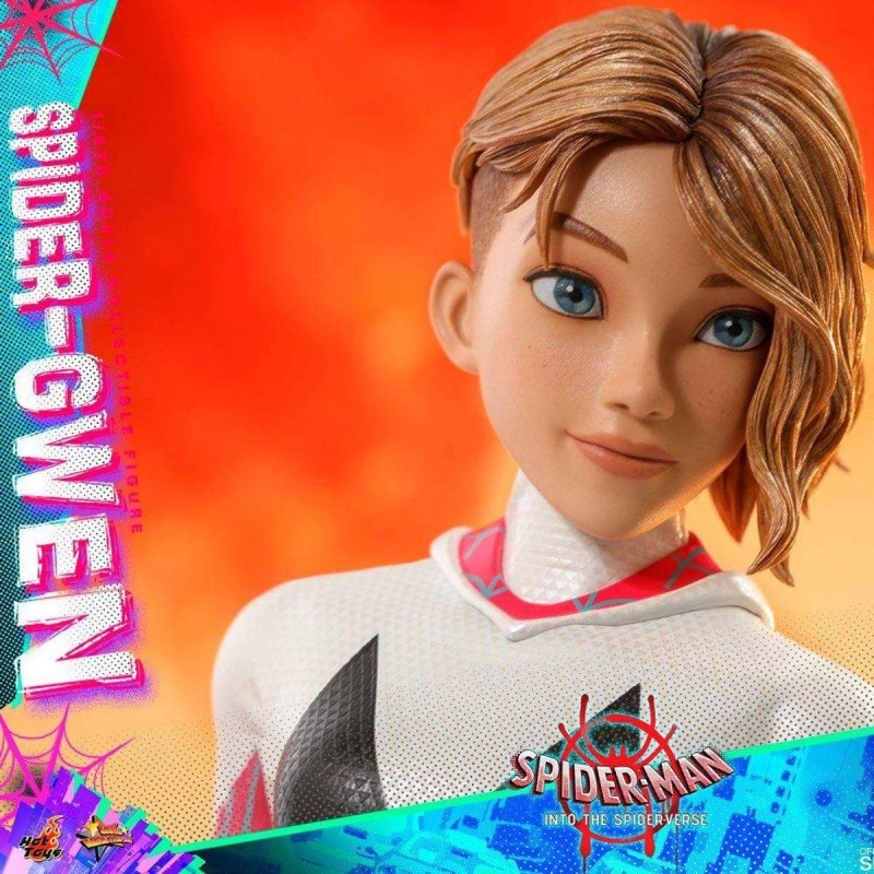 Spider-Gwen - Spider-Man: A New Universe - 1/6 Scale Figur
