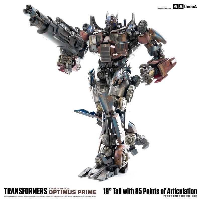 Optimus Prime Evasion Edition- Transformers - 1/6 Scale Action Figur