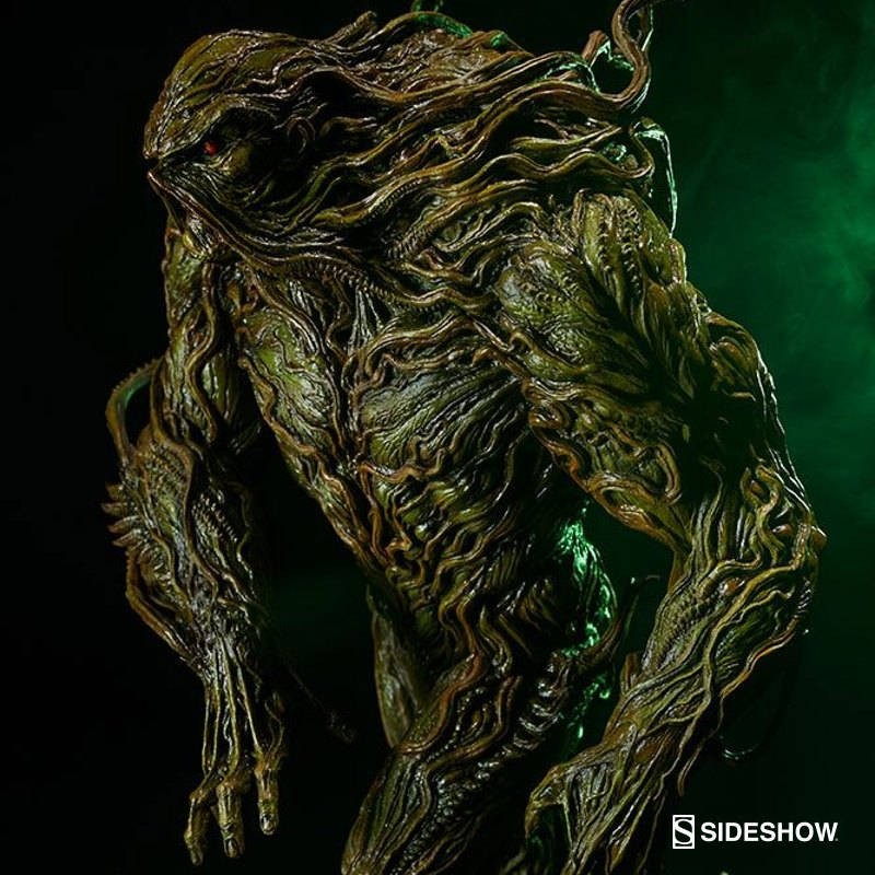 Swamp Thing - DC Comics - Statue