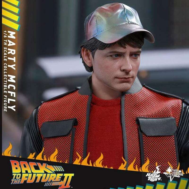 Marty McFly - Back to the Future II - 1/6 Scale Figur