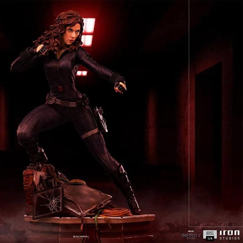 Black Widow - Avengers Infinity Saga - 1/4 Scale Legacy Replica Statue
