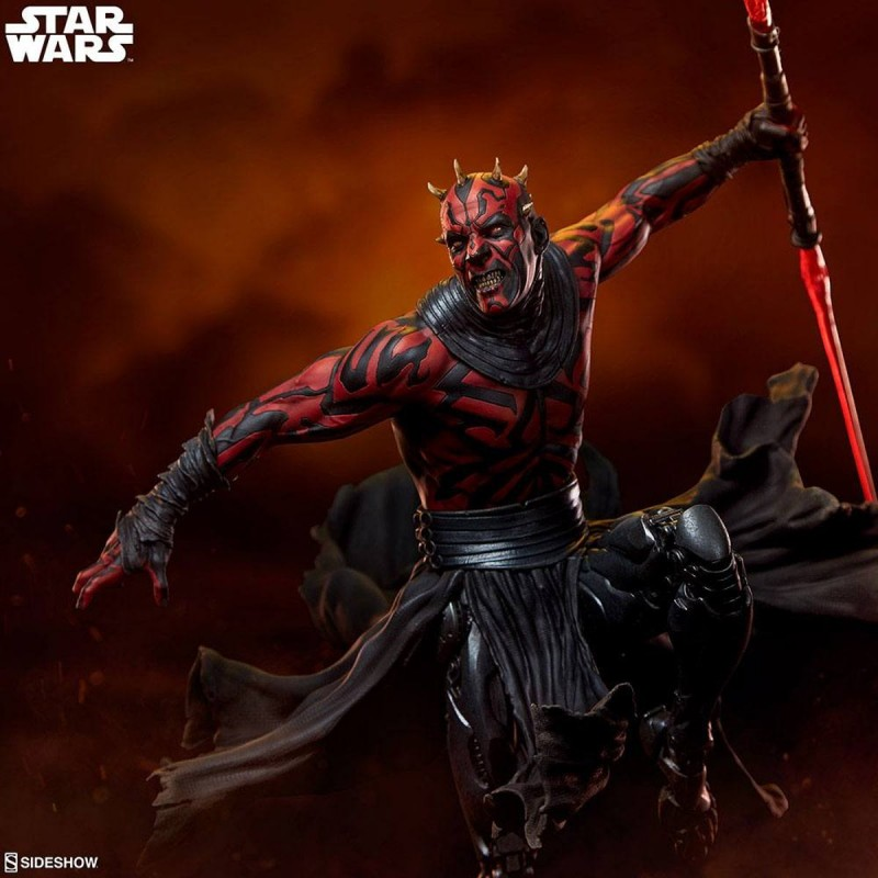 Darth Maul - Star Wars Mythos - Polystone Statue