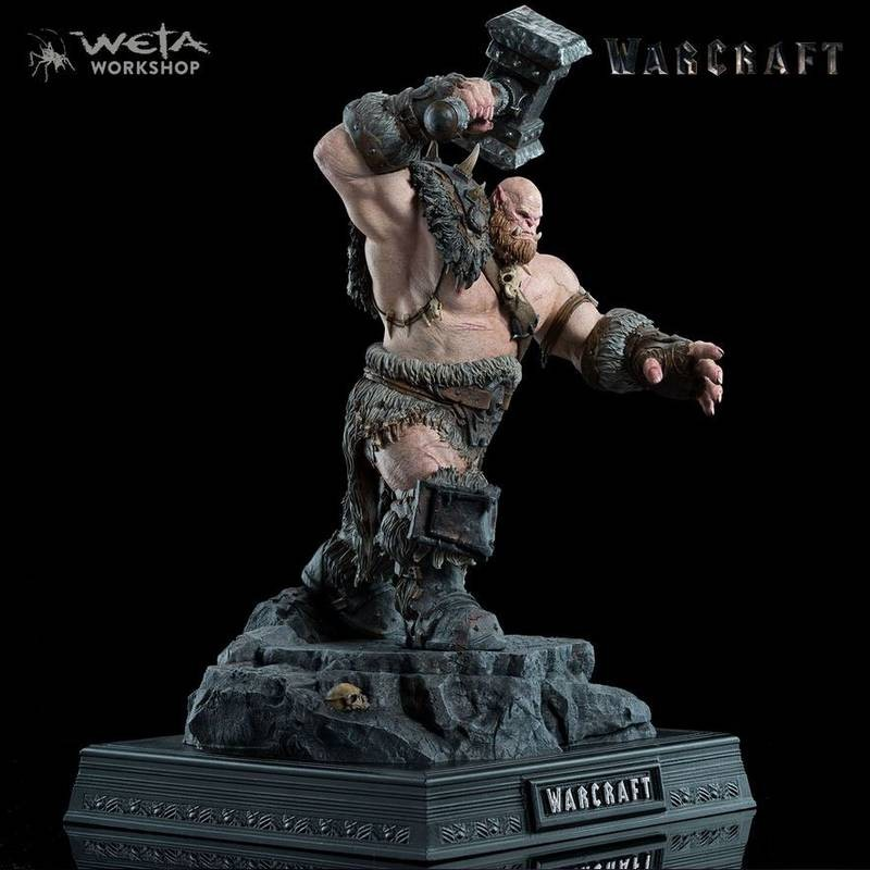 Orgrim - Warcraft - 1/10 Scale Statue