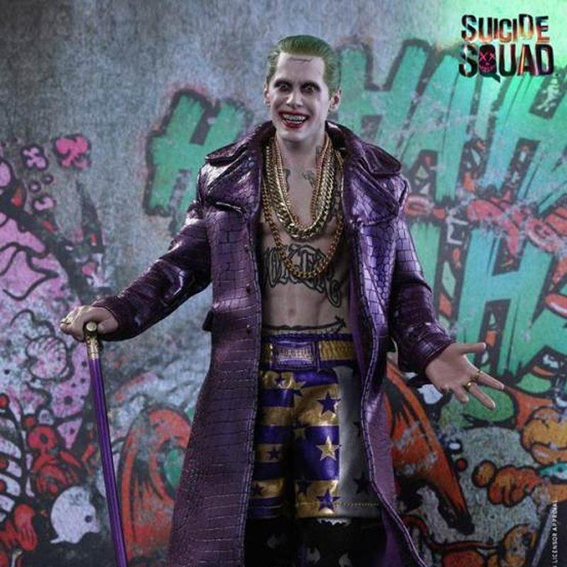 The Joker (Purple Coat Version) - Suicide Squad - 1/6 Scale Figur
