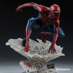 Spider-Man - Mark Brooks Artist Series - Polystone Statue