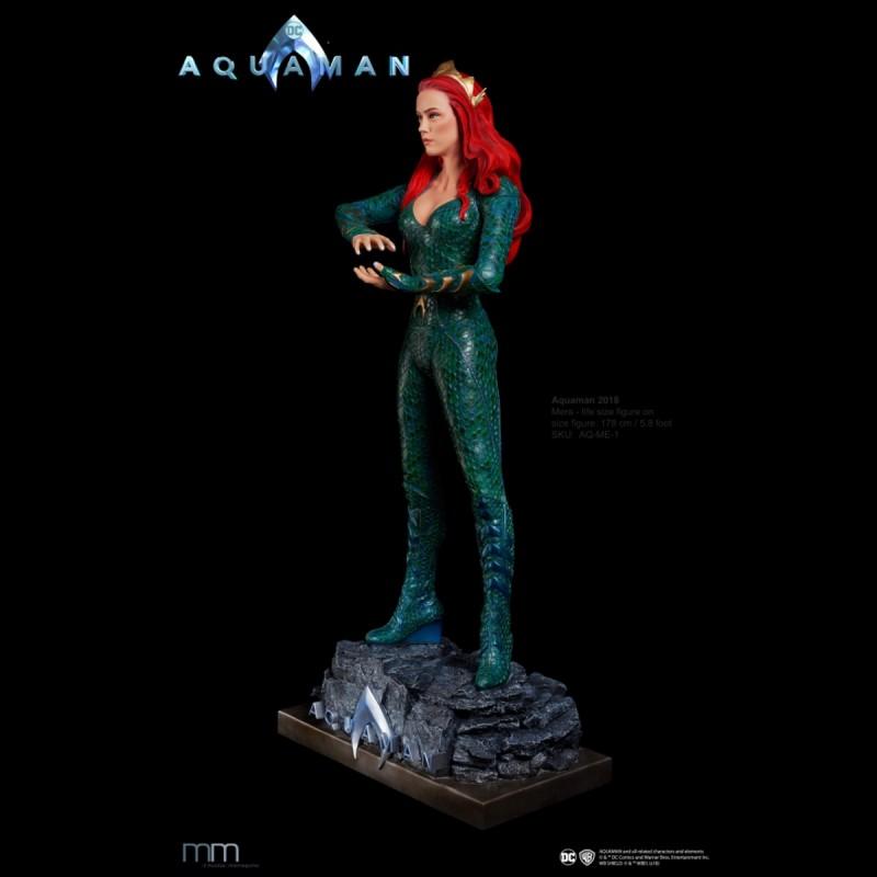 Mera - Aquaman - Life-Size Statue