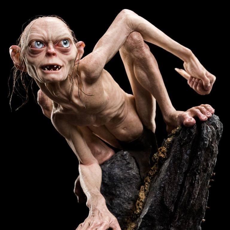 Gollum - Herr der Ringe - Masters Collection 1/3 Statue