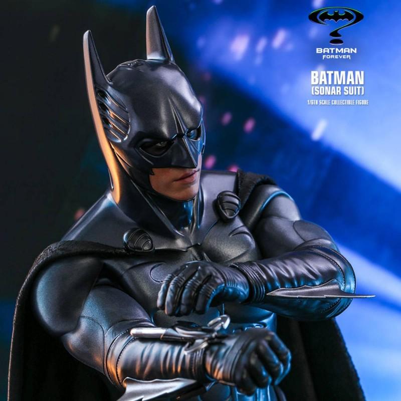 Batman (Sonar Suit) - Batman Forever - 1/6 Scale Figur