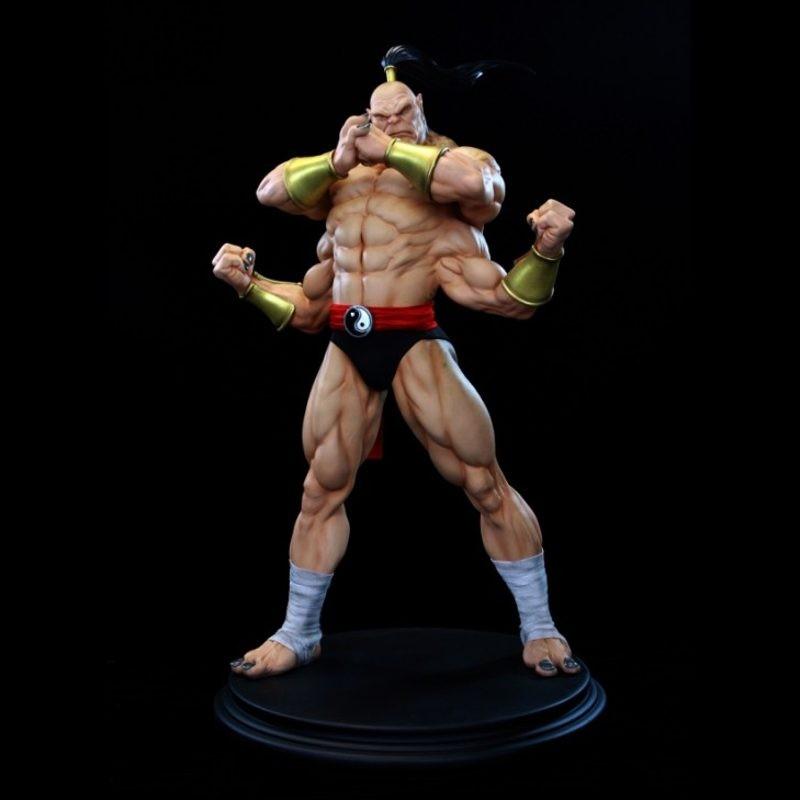 Goro - Mortal Kombat - 1/4 Scale Statue
