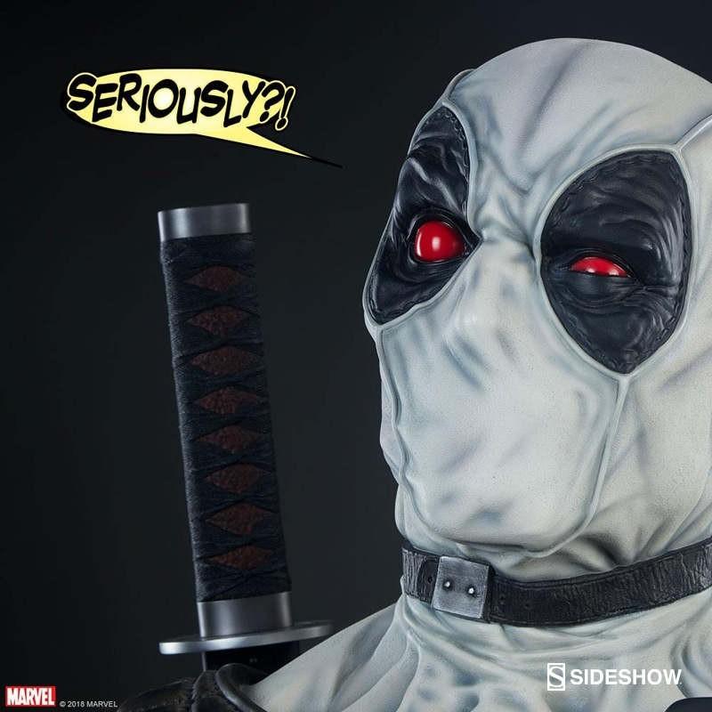 Deadpool X-Force (Exclusive) - Marvel Comics - Life-Size Büste
