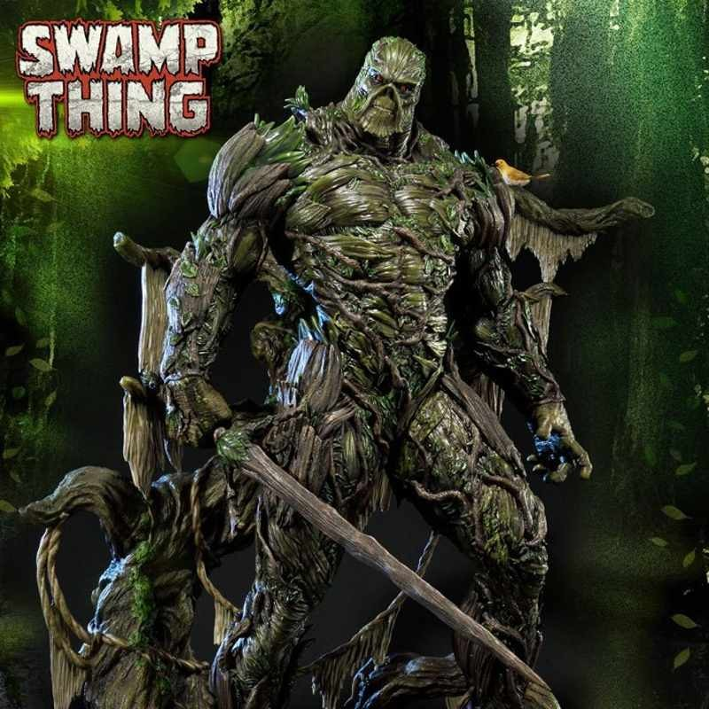 Swamp Thing - DC Comics - Polystone Statue