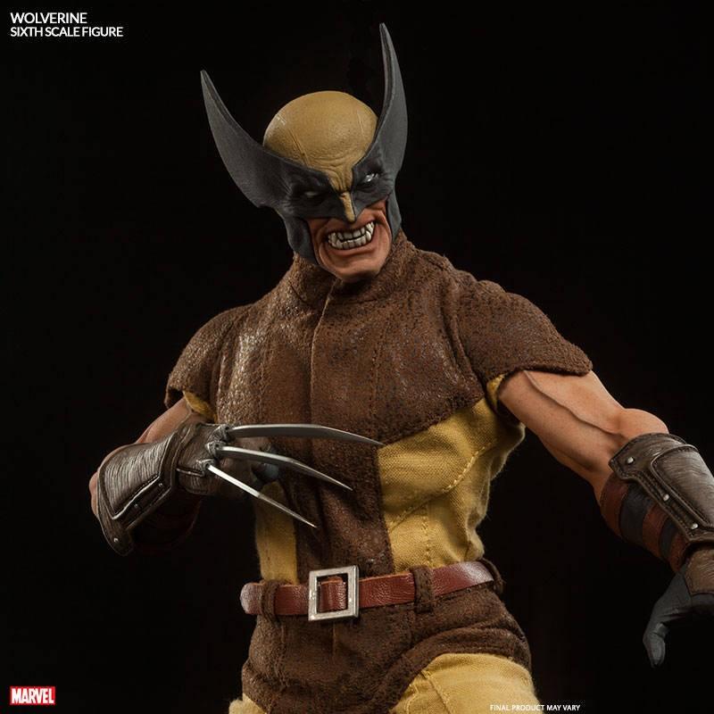Wolverine - X-Men - 1/6 Scale Figur