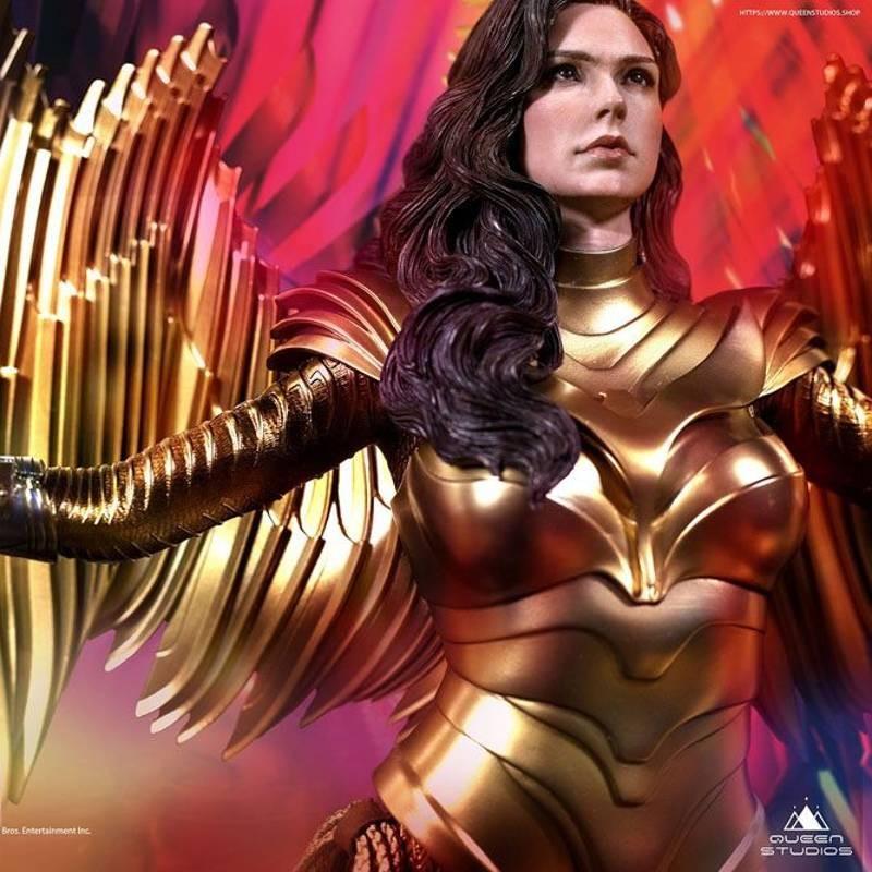 Wonder Woman Premium Edition - Wonder Woman 1984 - 1/4 Scale Statue