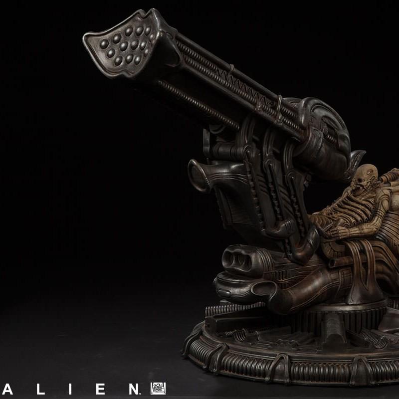 Space Jockey - Alien - Maquette