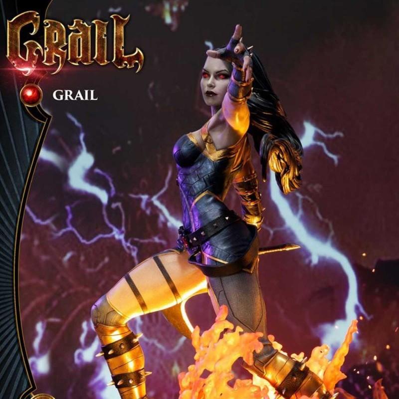 Grail (Concept Design by Jason Fabok) - DC Comics - 1/3 Scale Statue