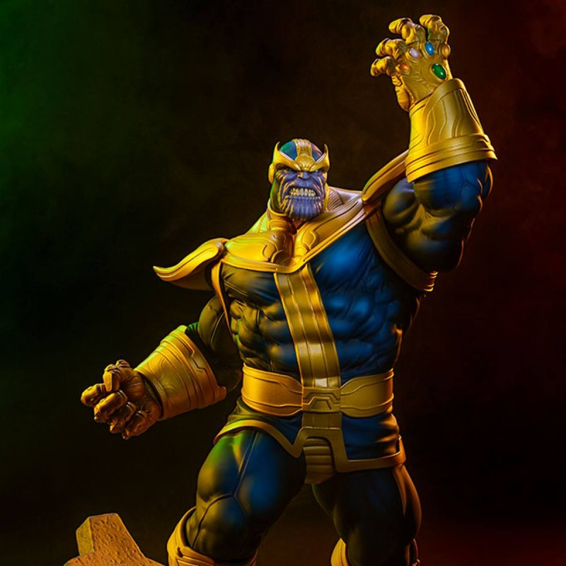 Thanos (Classic Version) - Avengers Assemble - 1/5 Scale Polystone Statue