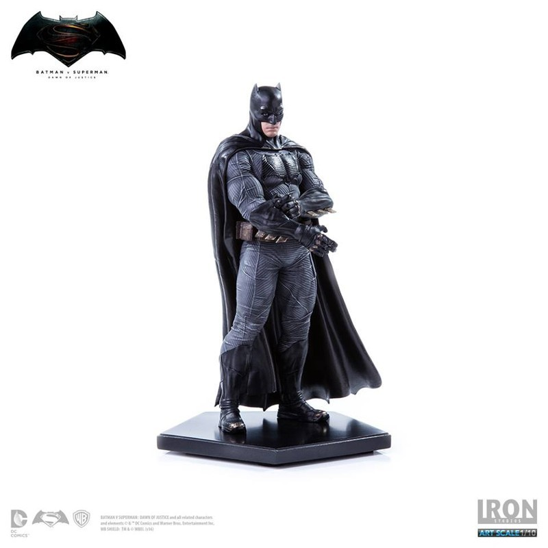 Batman - Batman vs Superman - 1/10 Scale Statue