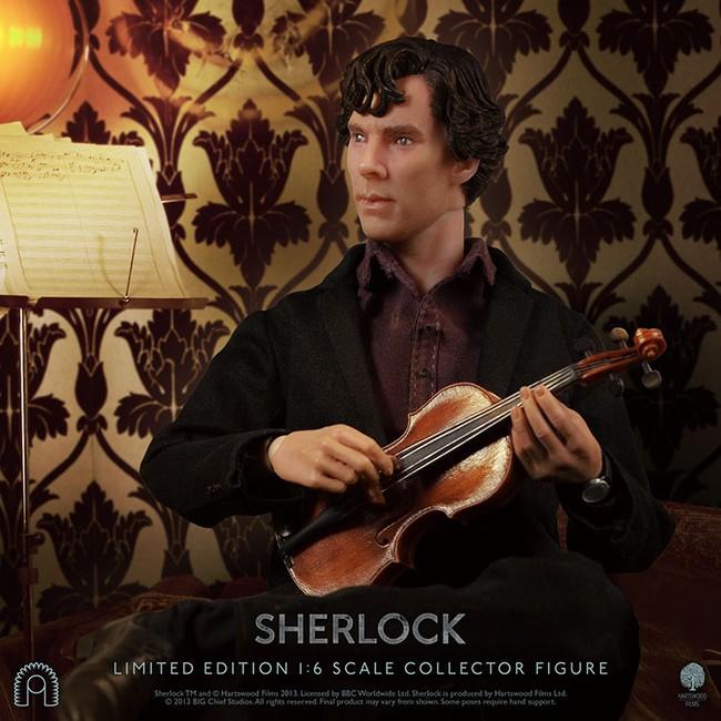 Sherlock Holmes - Sherlock - 1/6 Scale Figur