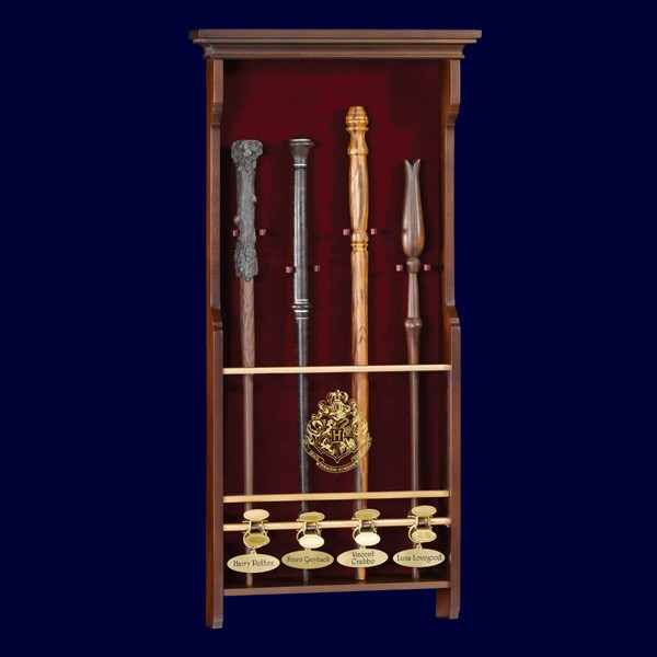 Wandhalterung für 4 Zauberstäbe - Harry Potter