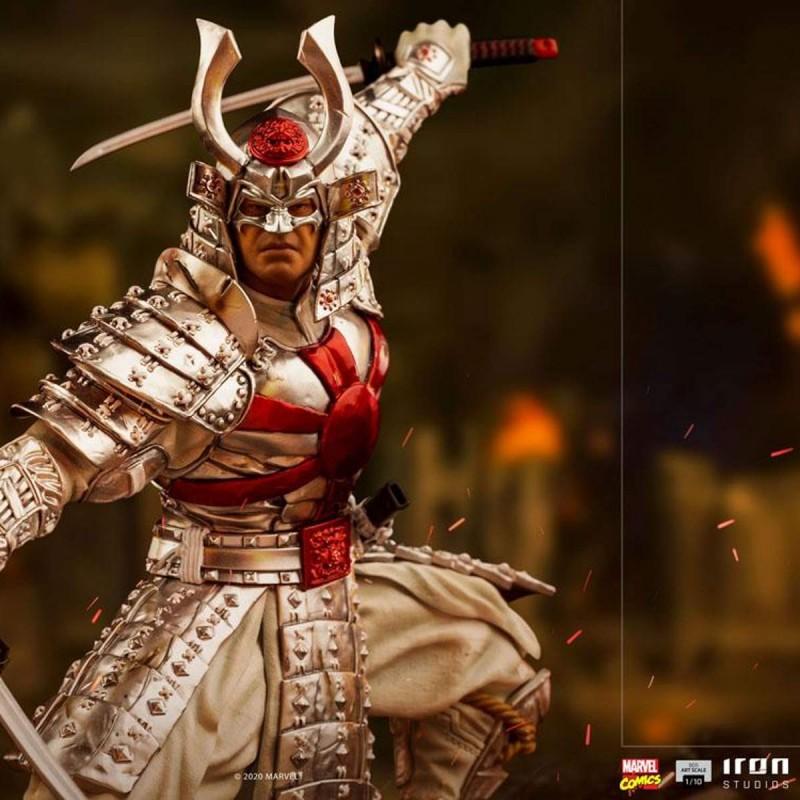 Silver Samurai - Marvel - 1/10 BDS Art Scale Statue