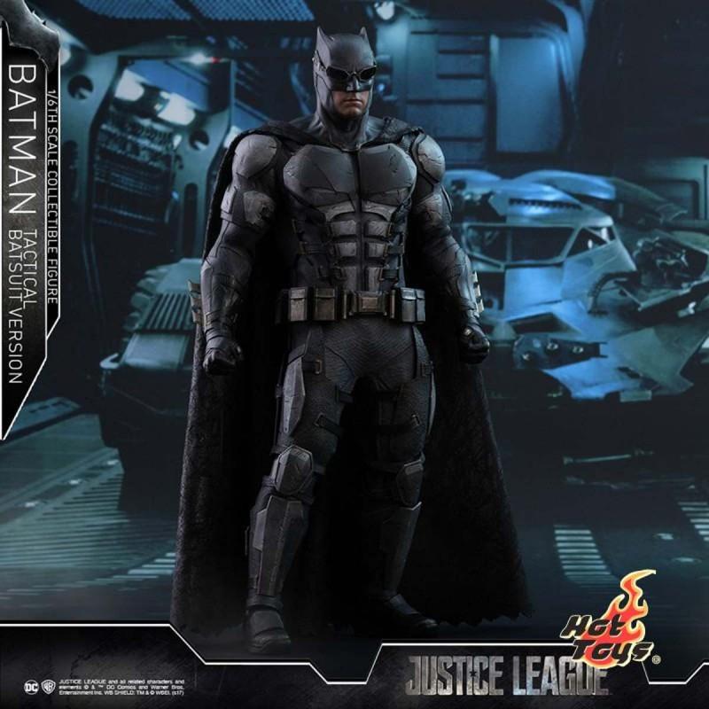 Batman Tactical Batsuit Version - Justice League - 1/6 Scale Figur